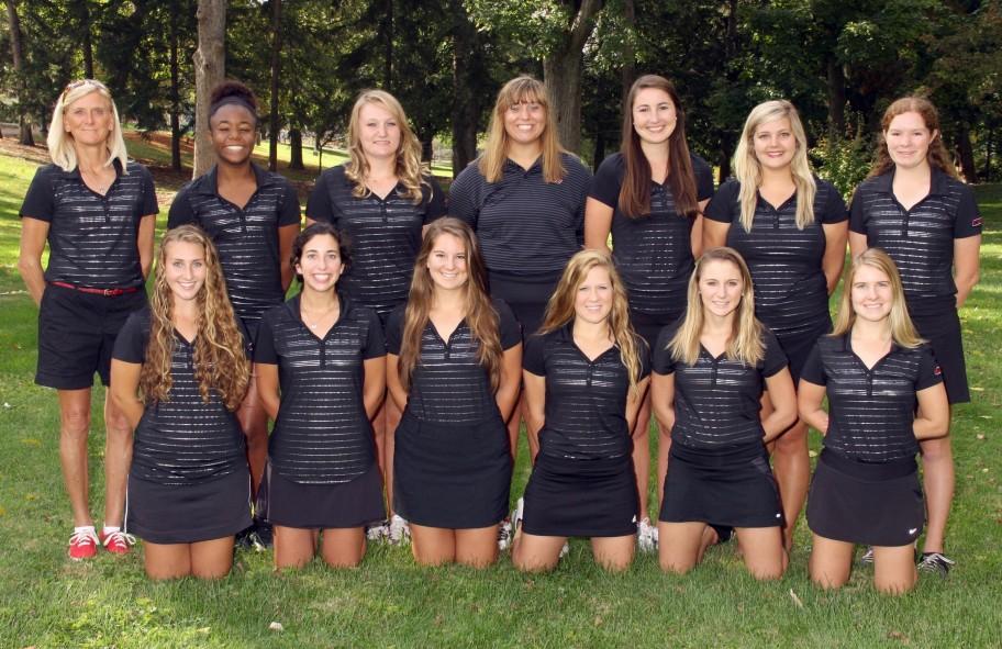 Women's Golf 2014