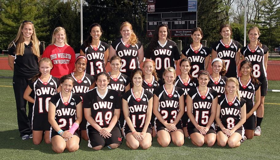 Women's Lacrosse 2012