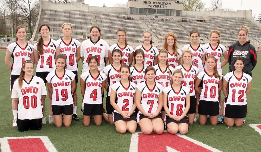 Women's Lacrosse 2013