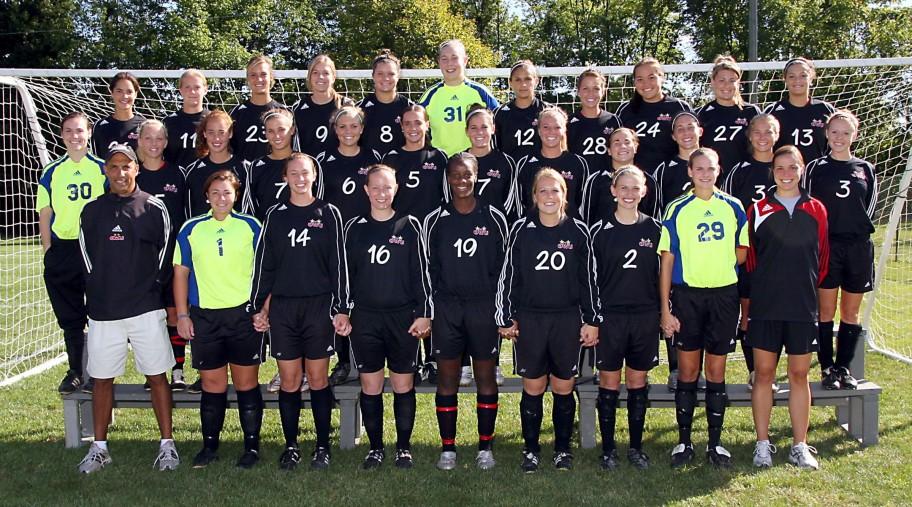Women's Soccer 2007