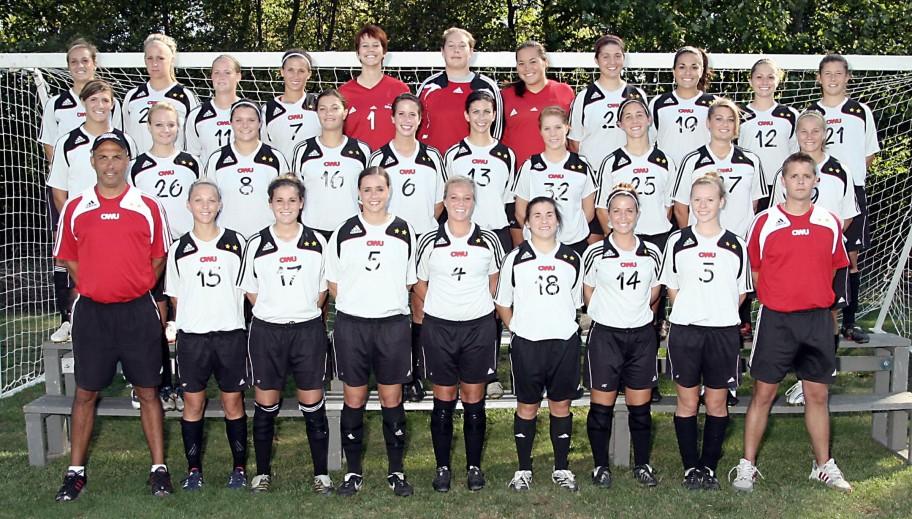 Women's Soccer 2008