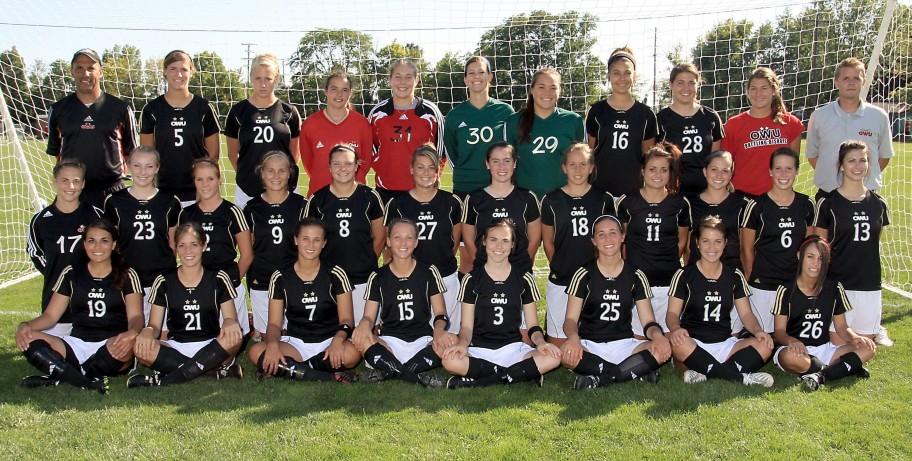 Women's Soccer 2009