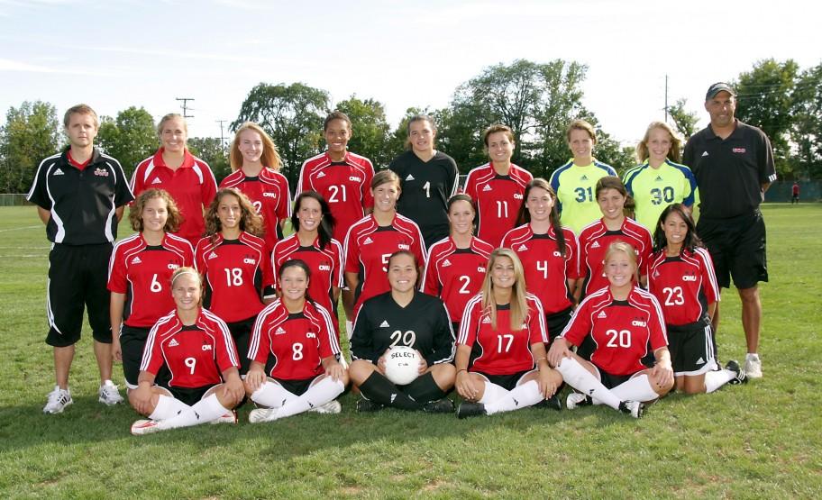 Women's Soccer 2010