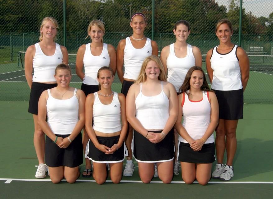Women's Tennis 2006