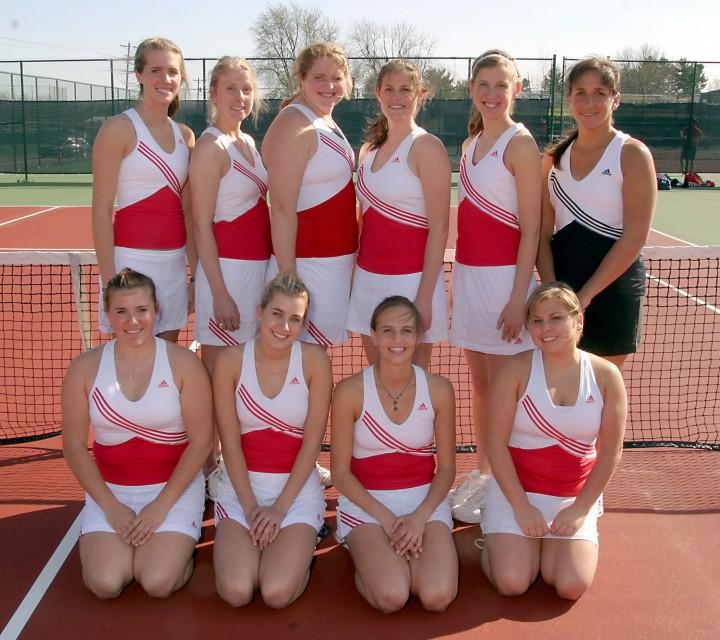 Women's Tennis 2007