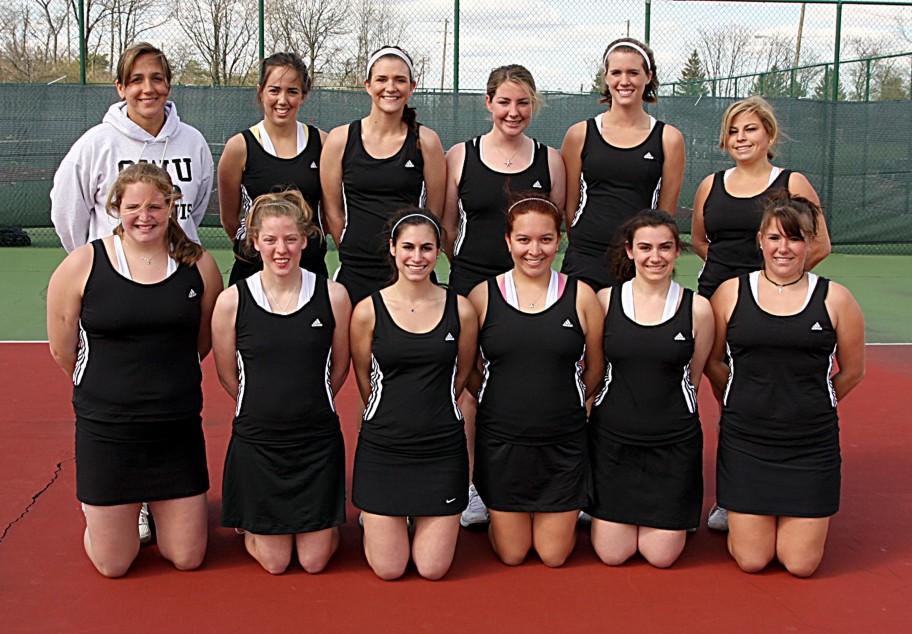 Women's Tennis 2008