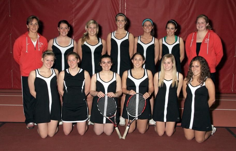 Women's Tennis 2009