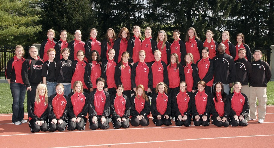 Women's Outdoor Track 2011