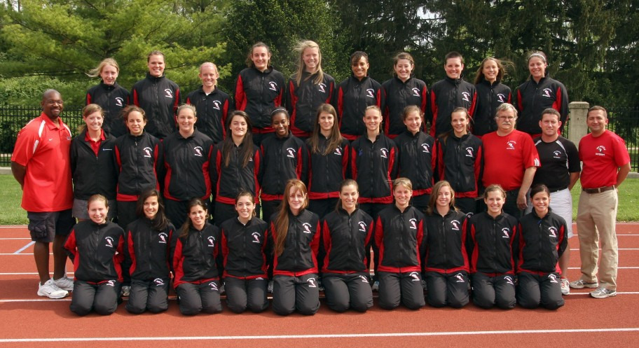 Women's Indoor Track 2012