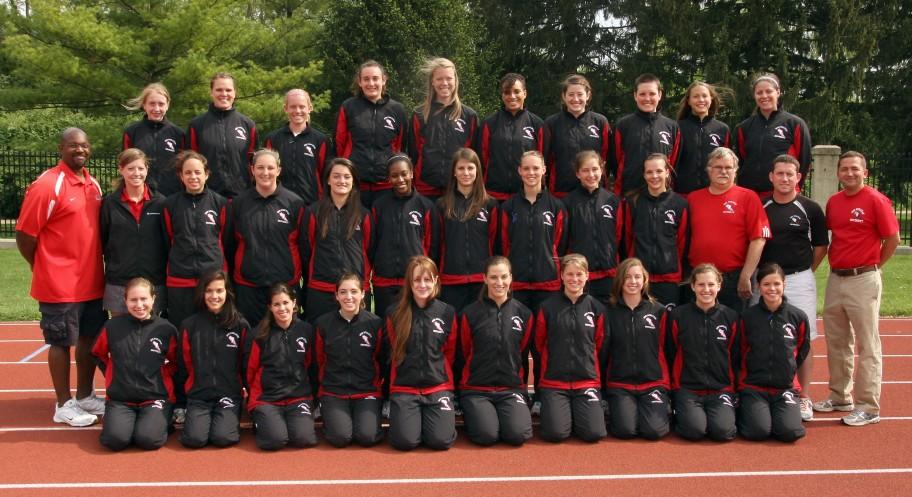 Women's Outdoor Track 2012