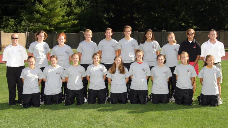 Women's Cross Country 2005