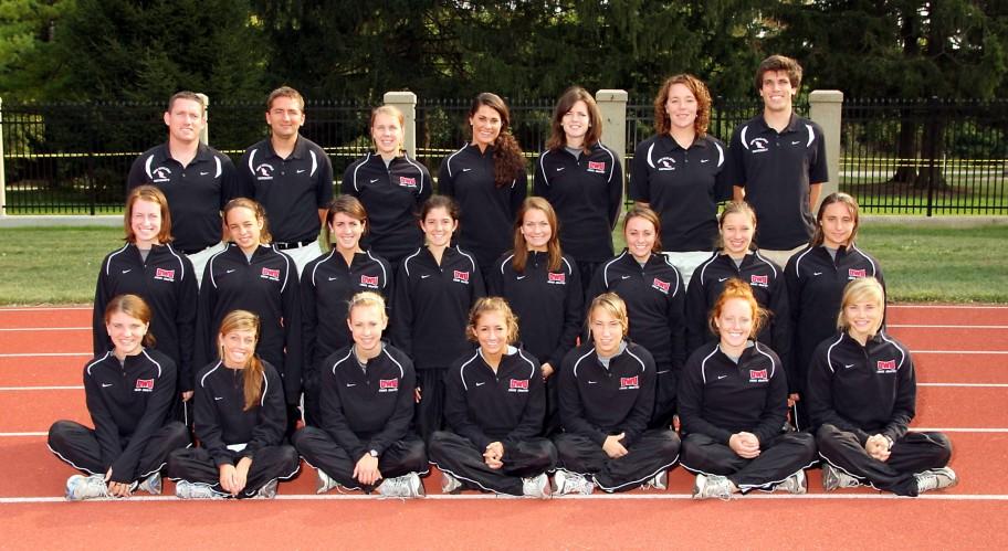 Women's Cross Country 2008