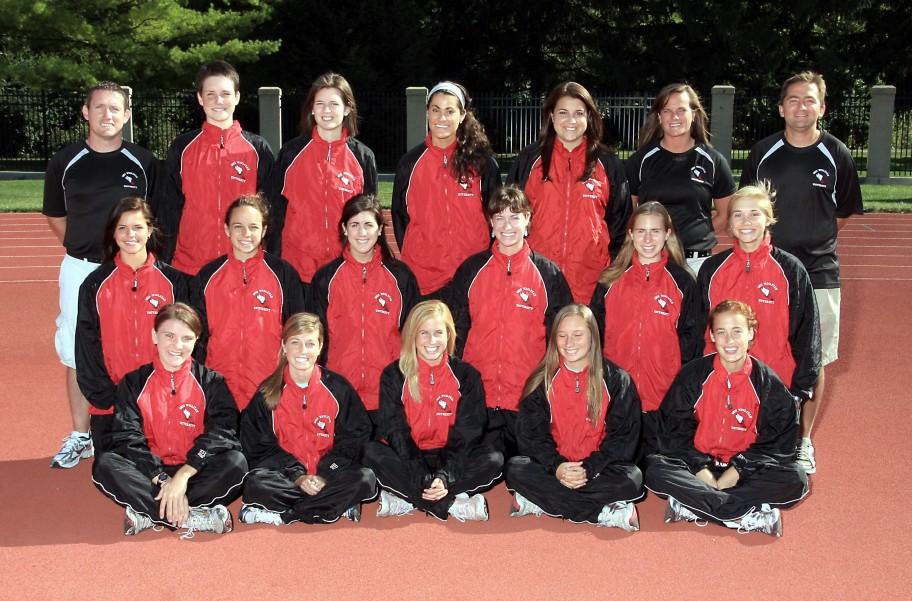 Women's Cross Country 2009