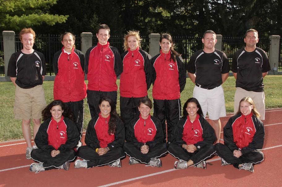 Women's Cross Country 2010