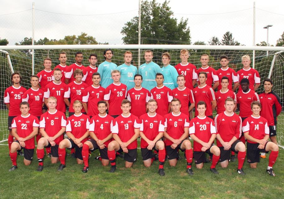 Men's Soccer 2015