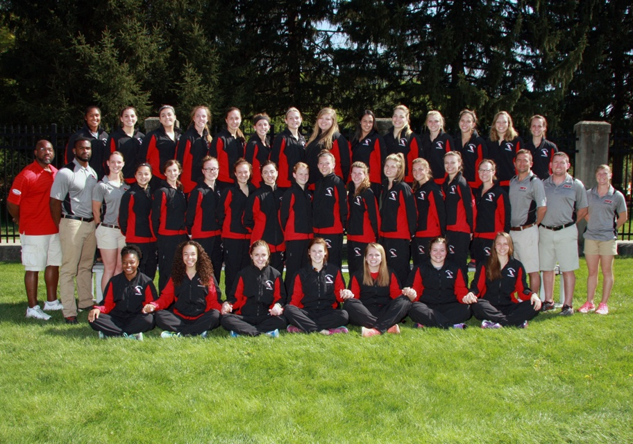 Women's Outdoor Track 2016