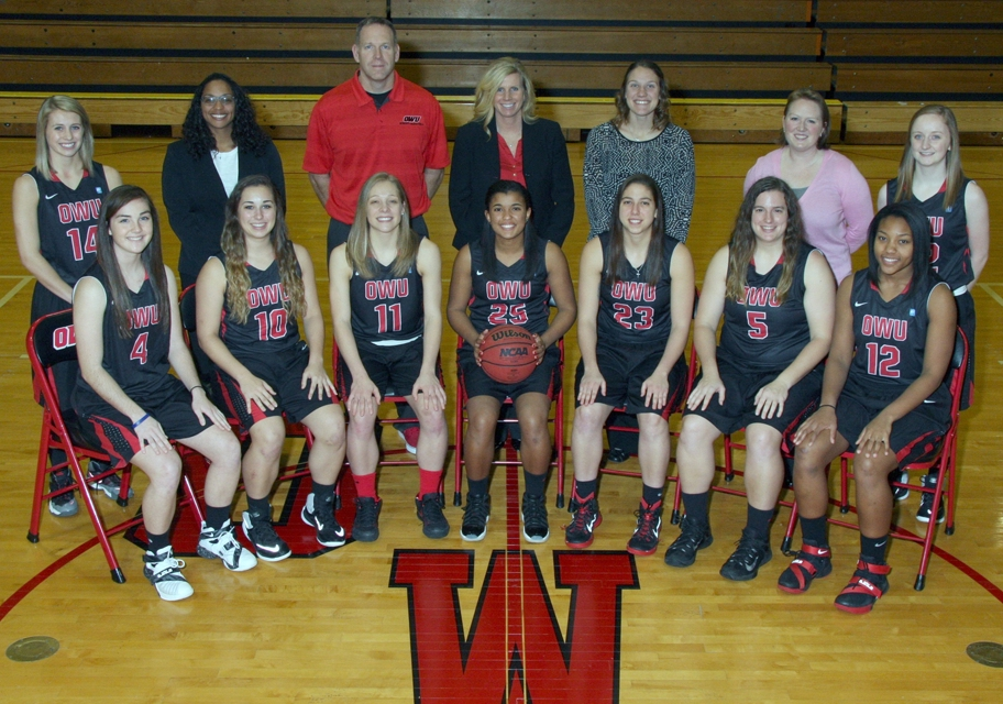 Women's Basketball 2016