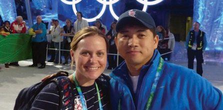Nicole Detling Miller: Internationally known sports psychologist