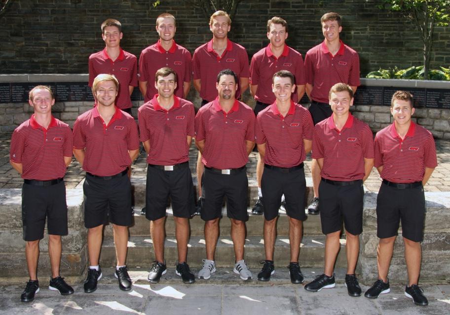 Men's Golf 2017