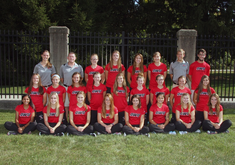 Women's Cross Country 2016