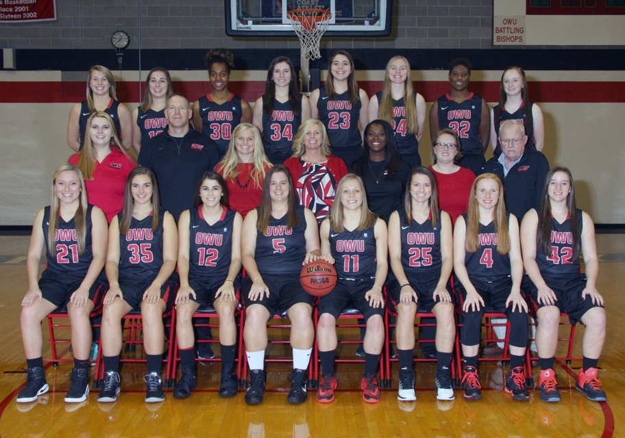 Women's Basketball 2017