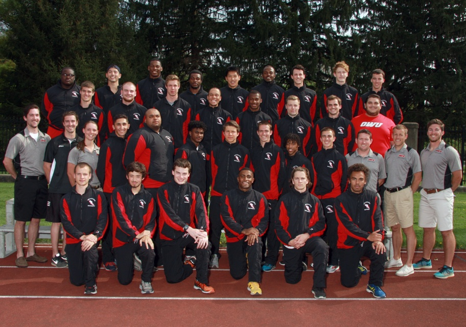 Men's Outdoor Track 2017