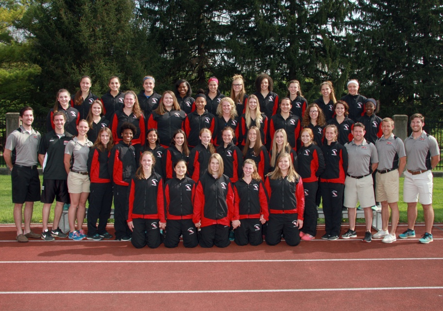 Women's Outdoor Track 2017