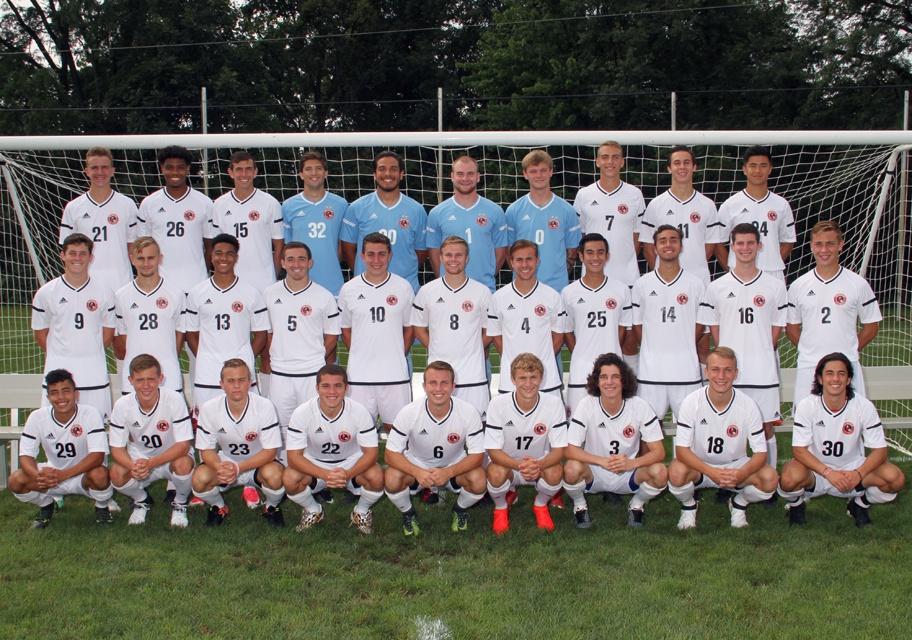 Men's Soccer 2017